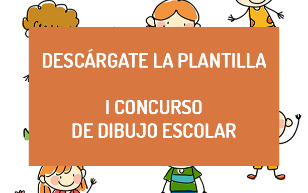 Plantilla I Concurso de Dibujo Escolar AUCA