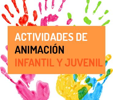 auca Actividades de animación Infantil y Juvenil