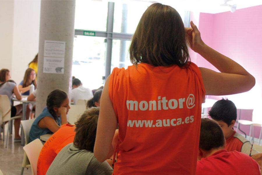 Monitores para comedores escolares auca for Monitor comedor escolar