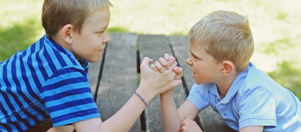 Los niños y la necesidad de fomentar en ellos una competitividad sana