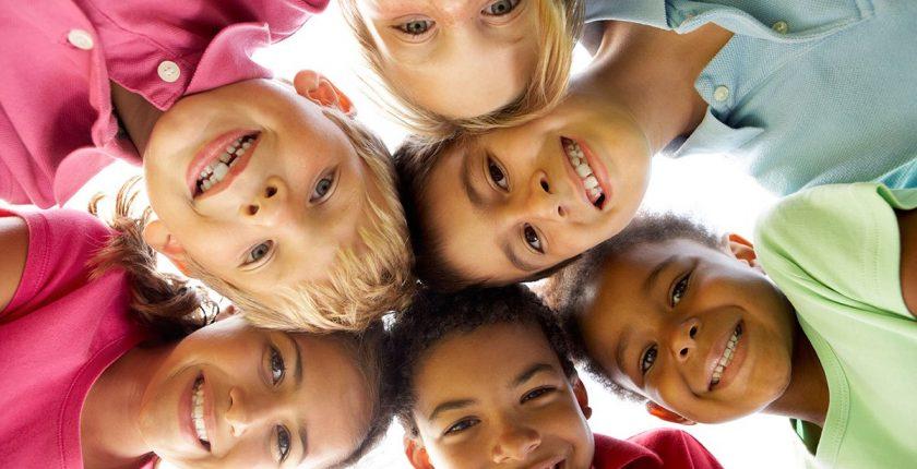 Aprender a ser felices desde la infancia