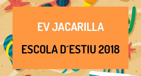 Escuela de verano 2018 EV JACARILLA