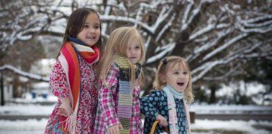 Seis consejos para proteger a los niños del frío