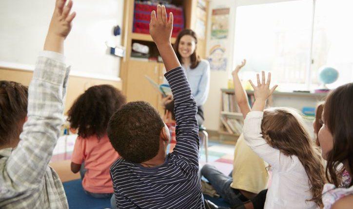 paso de infantil a primaria