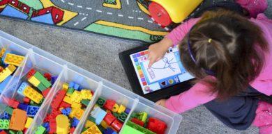 Cinco apps educativas para niños y niñas