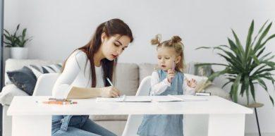 Cinco actividades en casa para hacer con los niños