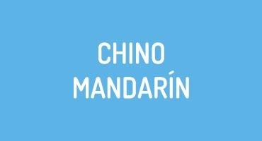 Chino mandarin Escuela Europea